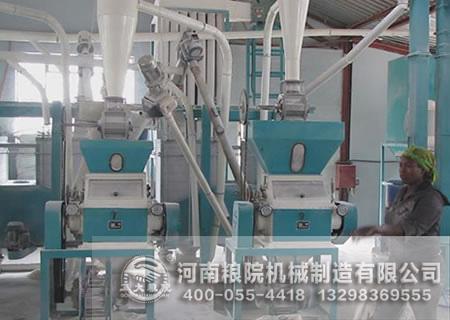 打麸机是石磨面粉设备生产必不可少的辅助设备